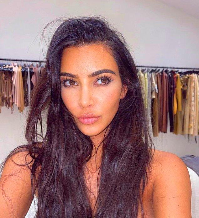 Attığı her adımla dünya çapında gündem olan Kim Kardashian'ı tanımayanınız yoktur...