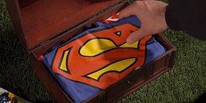 43 Yaşında Parma'ya İmza Atan Efsane Kaleci Buffon, Superman Videosu ile Duyuruldu