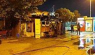 Bakırköy'de Halk Ekmek Büfesini Yakan Şüpheliye 29 Yıl Hapis İstemi