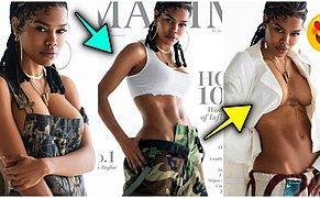 Buralar Alev Aldı! Dünyaca Ünlü Maxim Dergisi 'Yılın En Seksi Kadını' Olarak İlk Kez Siyahi Bir Model Seçti🔥