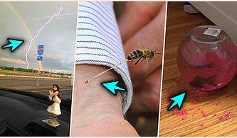 Akılalmaz Tesadüflerle 'Yok Artık' Dedirten ve Bakması Oldukça Eğlenceli Olan 23 Fotoğraf