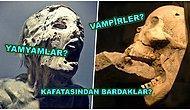 Gerçekliğini Öğrendiğinizde İnsanlığa Farklı Bir Gözle Bakmanızı Sağlayacak Kan Donduran 25 Arkeolojik Keşif
