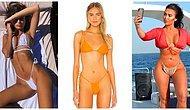 Gitgide Küçülüyorlar: Bebek Bezi Görünümlü Bikini Altı Modası Son Hız Devam Ediyor