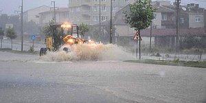 Meteoroloji'den Sel ve Dolu Uyarısı! Bu İllerde Yaşayanlar Dikkat