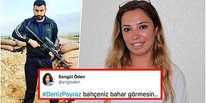 HDP'ye Yapılan Saldırıda Hayatını Kaybeden Deniz Poyraz'ın Ardından Ünlüler Dünyasından Gelen Tepkiler