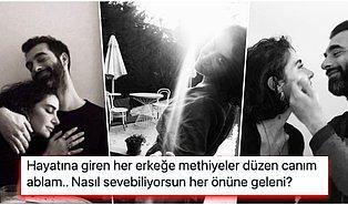 40 Yaşına Giren Sıla, Paylaştığı Fotoğrafla Sevgilisi İlker Kaleli'ye İlanı Aşk Ederek Yeni Yaşını Kutladı