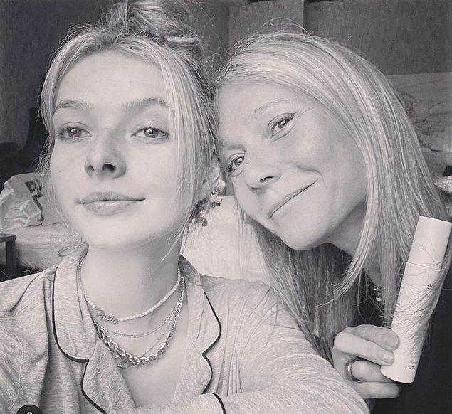 2. Gwyneth Paltrow ve Chris Martin'in kızlarının adı 'tatlı ve sağlığa yararlı' olduğu için Apple'mış.