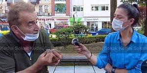Sokak Röportajında Ekonomiyi Eleştiren Rizeliye Erdoğan'a Hakaret Soruşturması...