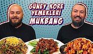 Güney Kore Yemekleri MUKBANG - Eurovision, Uyuz, Normalleşme,Sıla'nın Aşk Hayatı, Demet Özdemir ve Oğuzhan Koç