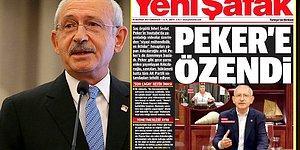 Yeni Şafak, Kılıçdaroğlu İçin 'Peker'i Taklit Ediyor' Dedi; Kılıçdaroğlu'ndan Yanıt Gecikmedi