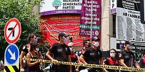 Onur Gencer Saldırıdan 3 Gün Önce HDP Binasına Gitmiş: 'Ben Komünistim, Aranıza Katılmak İstiyorum'