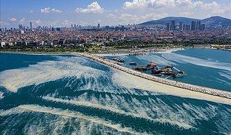 Bakan Kurum: Marmara Denizi'de 4 Bin 202 Metreküp Müsilajı Temizledik