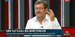 Gazeteci Serdar Akinan: 'İnanamayacağınız İsimler Suriye'yi Yağmalıyor'