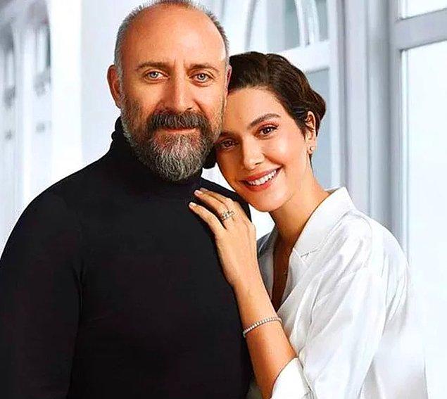 13. Bergüzar Korel ve eşi Halit Ergenç, üçüncü bebeklerinin cinsiyetini açıkladı!