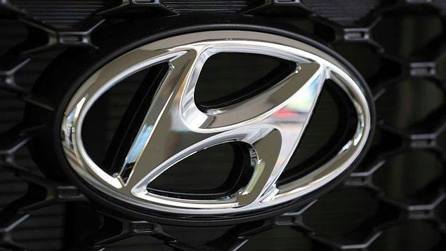 3. Hyundai
