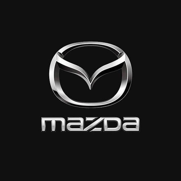 8. Mazda