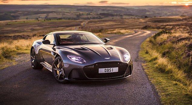 14. Aston Martin