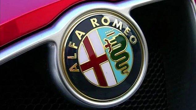 18. Alfa Romeo