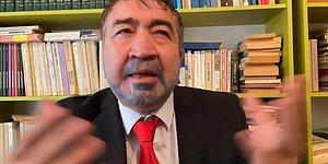 Tiyatrocu Turgay Yıldız'dan Canlı Yayında Soru Yanıtlayan Veyis Ateş Performansı