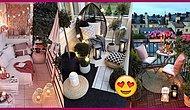 Yaz Akşamlarında Keyfinize Keyif Katacak 15 Instagram Balkonu