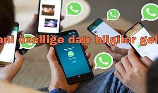 WhatsApp'ın Çoklu Cihaz Desteği Özelliğine Dair Yeni Bilgiler Ortaya Çıktı