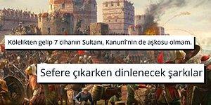 Osmanlı Döneminde dio Olsaydı Açılabilecek Olası Başlık Örnekleriyle Güldüren Kullanıcılar