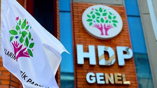 'HDP bu oyunda asıl bir faildir'