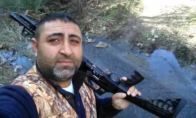 """Bu sırada araçta H.P.'yi arayan Serdal Gülser, """"Silahları, tüfekleri hazırla geliyorum ben"""" dedi."""