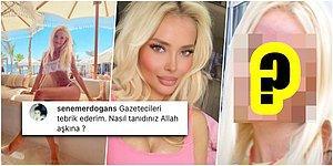 Tanımak İmkansız! Makyajsız ve Photoshopsuz Görüntülenen Ünlü Model Cansu Taşkın, Herkesi Dumur Etti