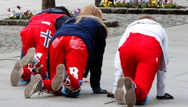 7. Norveç (Russefeiring)