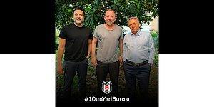 Yılan Hikayesine Dönen Sözleşme Görüşmelerinde Mutlu Son! Sergen Yalçın 1 Yıl Daha Beşiktaş'ta