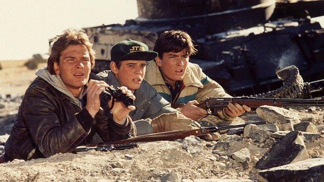 5. Red Dawn (1984)