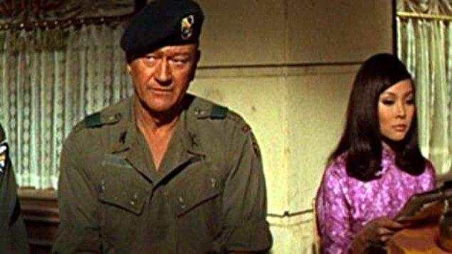 1. The Green Berets (1968)