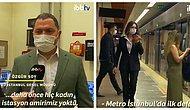 İstanbul Metro İstasyonları'nın İlk Kadın Amirleri Göreve Başladı
