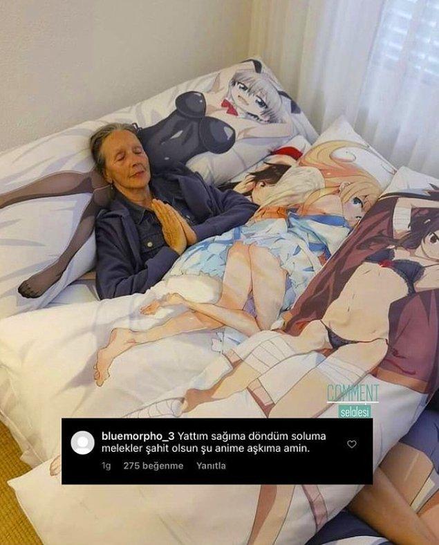 17. Manga okuyarak uykuya dalmak. :)