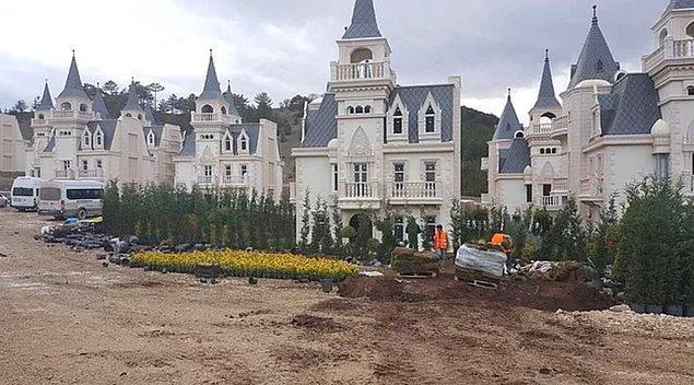 Proje 2018 yılında ekonomik nedenlerden dolayı durmuş ve İstanbul 3. Asliye Ticaret Mahkemesi iflas kararı vermişti.