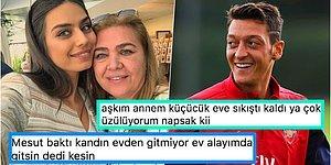 Nasip Olur mu? Mesut Özil, Eşi Amine Gülşe'nin Annesi Rahat Etsin Diye Dudak Uçuklatan Bir Fiyata Villa Aldı!