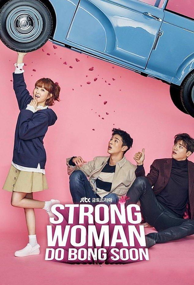16. Strong Woman Do Bong Soon (2017)