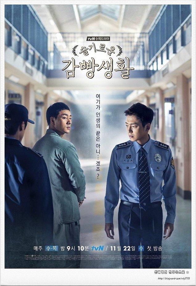 13. Prison Playbook (2017)