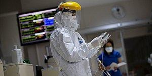 Koronavirüste 24 Saat: 5 Bin 809 Vaka, 65 Can Kaybı