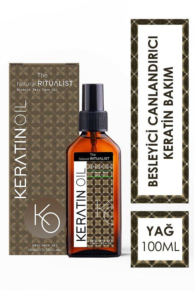 3. Keratin bakımı, saç bakımında son dönemin en çok tercih edilen yöntemlerinden biri.