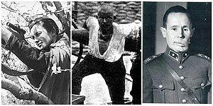 """İsimleri Tarihe """"Tek Kişilik Ordu"""" Olarak Geçen 5 Asker"""
