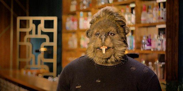 'Sexy Beast' isimli yeni programda yarışmacılar hayvan kostümleri giyiyor!