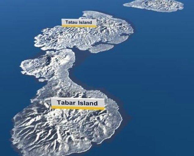 Yamyamlarla dolu ıssız bir adaya düşseniz başınıza neler gelir hiç düşündünüz mü?