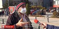 Çöpten Ekmek Toplamanın İyi Bir Şey Olduğunu Savunan Bi' Acayip Röportaj Dayısı