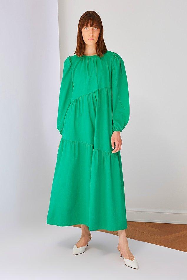18. Muhafazakar giyim içinse bu elbiseyi çok beğendim.