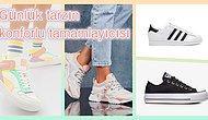 Her Gittiğiniz Yerde Sizi Rahat Ettirirken Tarz da Gösterecek 12 Sneaker Modeli