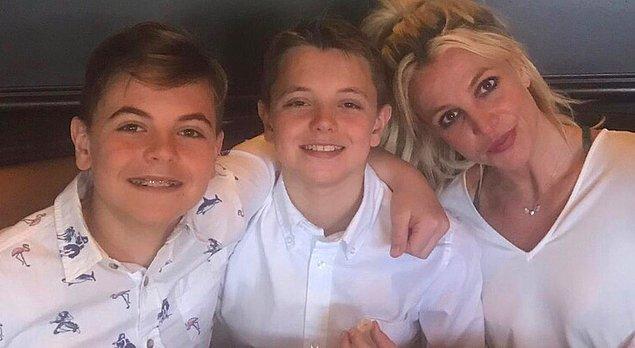 Britney ayrıca rahim içi spiralini aldırmak istediğini ancak buna bile izin verilmediğini söylüyor!