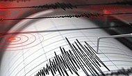 Bingöl'de 5.2 Şiddetinde Korkutan Deprem! İşte AFAD ve Kandilli Son Depremler Sayfaları...