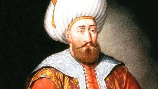 2. I. Bayezid – Yıldırım Bayezid (Tahtta kaldığı yıllar: 1389 – 1402)